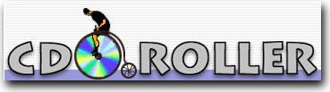 CDRoller - многофункциональная утилита для работы с CD/DVD-ROMом. . К прог